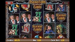 BIG WIN on Small Stake - Dracula Family on multilotto