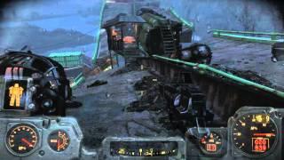 Fallout 4. Стрелок Командир.