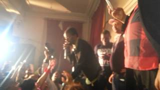 Gully Bop @The Western Moss-Side Manchester England.20.3.2015 Uk Tour