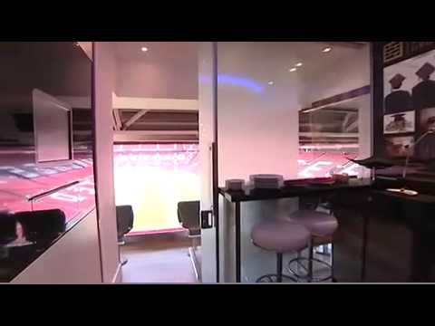 East Stand - North East Boxes   Football Hospitality - Man Utd Executive Club