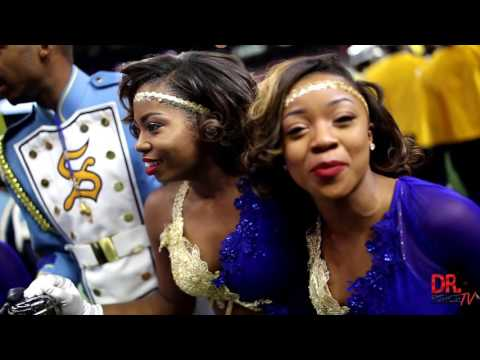 "Southern University Dancing Doll Highlights @ ""Bayou Classic"" (2016)"