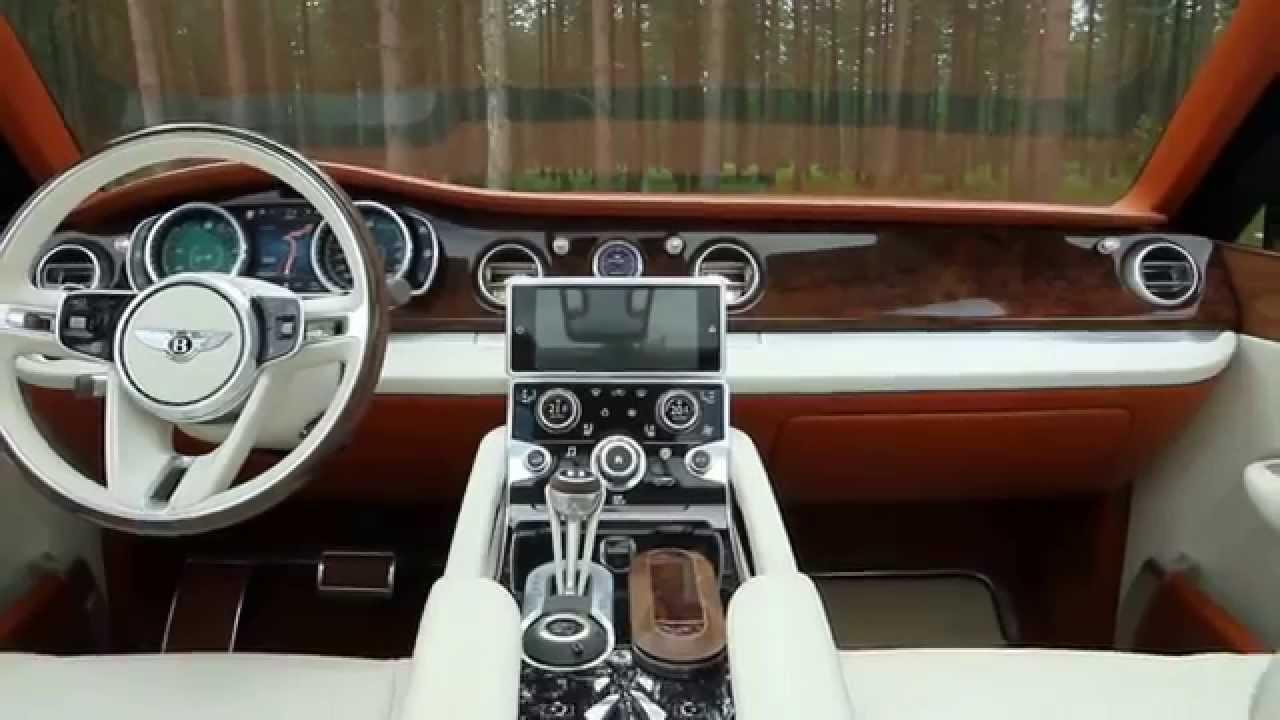 Bentley Bentayga Concept
