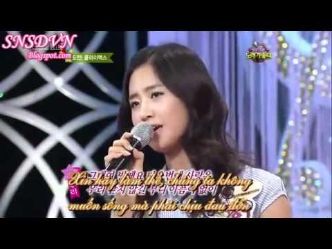 Good Song SNSD @ Sunny , Yuri , Jessica , SeoHyun , SooYoung Part 1/5 (Vietsub)