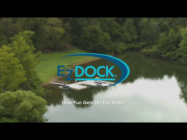 EZ Dock - Helping You Have Fun On The Water