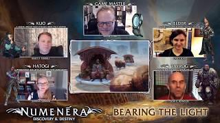 Numenera: Bearing the Light Session 1