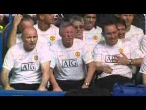 Funny football moments - english premier league