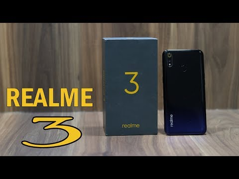 Realme 3 review, unboxing - क्या आपको यह खरीदना चाहिए? India Price from Rs. 8999