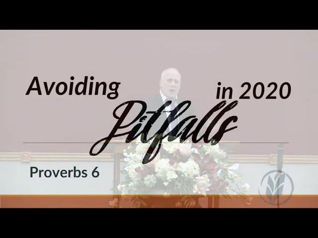 The Anchor Holds | Avoiding Pitfalls in 2020 · 200216 PM · Pastor Jerome Pittman