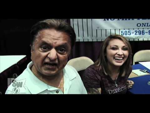 Stars Walk: Deep Roy jokes with DIRECTV girls