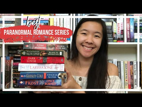 Best Paranormal Romance Book Series To Binge Read