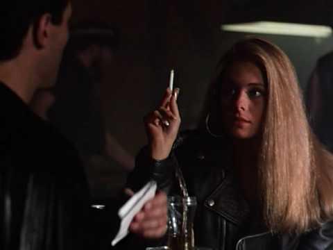 Nicole Eggert Smoking 2