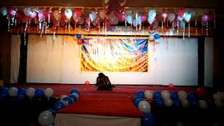 Dknmu 2016 Fresher Party  Dance Video