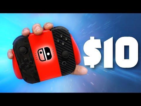 10 Nintendo Switch Accessories Under $10!