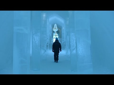 Sweden: The year-round Ice Hotel in the arctic circle  - BBC Travel Show