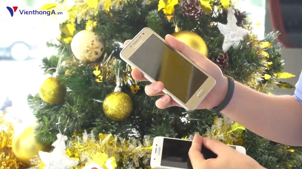 Trên tay Samsung J2 Prime: ốc tiêu của dòng J Prime