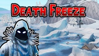 Fortnite Scary Story: Death Freeze