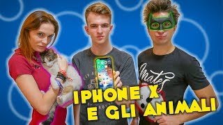 INGANNIAMO FaceID di iPhone X [feat. Anima & LaSabri]