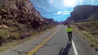 Cycling Moab; Colorado River, Island In The Sky, Potash Road, Needles Overlook