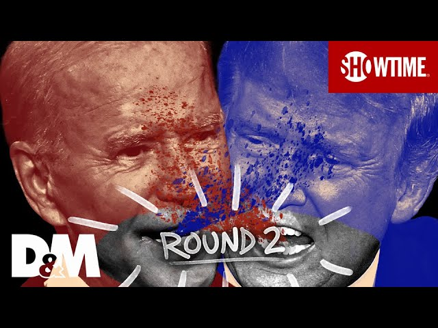 Prez Debate Round 2: The Least Racist Trump in the Room | DESUS & MERO | SHOWTIME