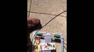 University of Derby, Solar Car testing