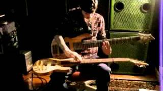 Evan Brewer Two Basses
