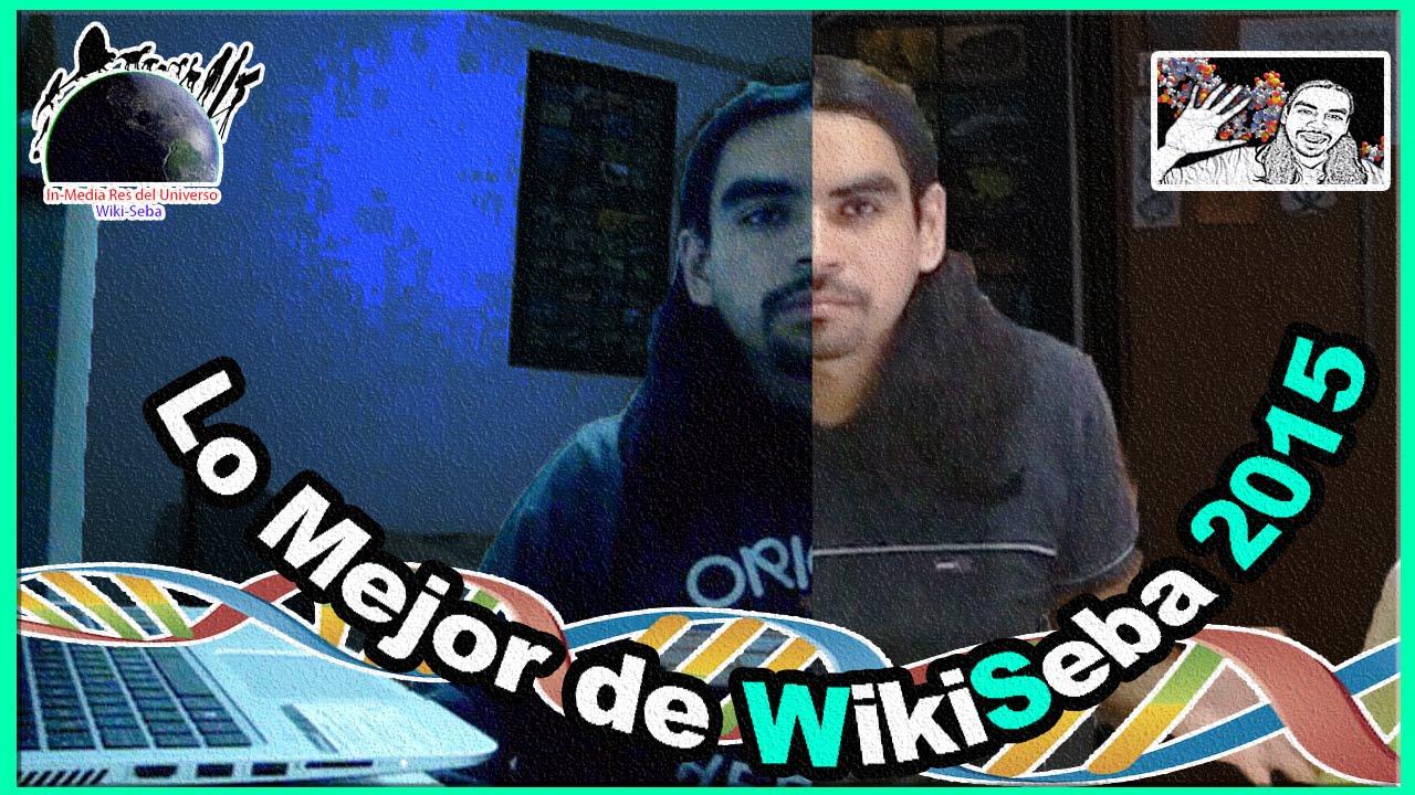 Lo mejor de WikiSeba 2015 | #FelizAñoNuevo2016 (WikiSeba Canción)