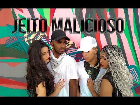 Jeito Malicioso - Dani Russo ( Coreografia ) | éPROBLEMA Dance video