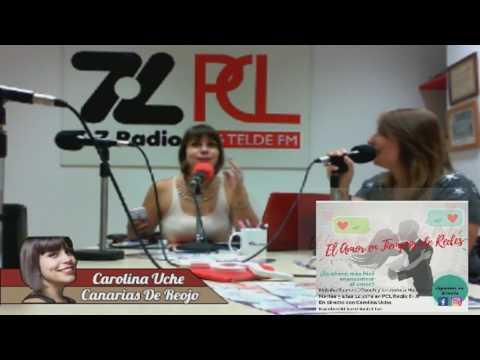 Canarias de Reojo con Carolina Uche entrevista a Natalia Salinas.