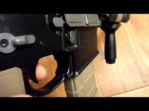 VFC SR-635 - Parts Overview