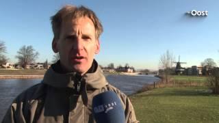 Nevengeul langs Vecht in Ommen heeft gevolgen voor camping Koeksebelt