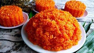 Cách Nấu Xôi Gấc Nước Cốt Dừa Mềm,Dẻo,Thơm Ngon | Góc Bếp Nhỏ
