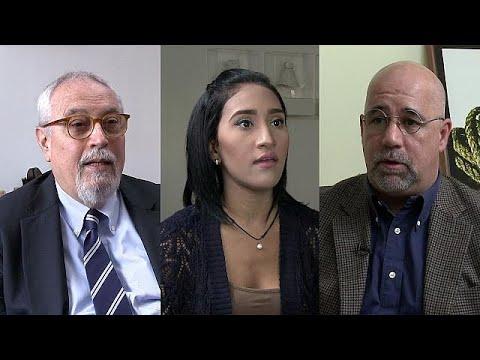 Muhaliflerin gözünden Venezuela krizi - global conversation