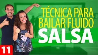 Haz esto para BAILAR SALSA con FLUIDEZ | Estilo Cubano | Aprender a Bailar Salsa