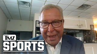 Ron Jaworski Says Nick Foles Can't Win Eagles' QB Job, No Matter How He Plays! | TMZ Sports