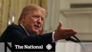 Trump demands to meet whistleblower