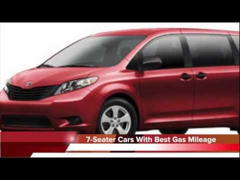 7 Seater Cars With The Best Gas Mileage