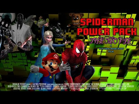 Spiderman Power Pack: The Movie [HD]