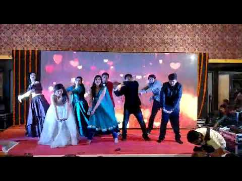 Marriage group dance