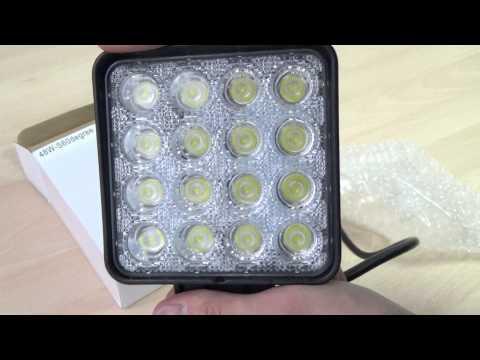 Светодиодные (LED) лампы в фары автомобиля.