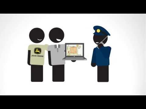 Jobsite Security with John Deere WorkSight