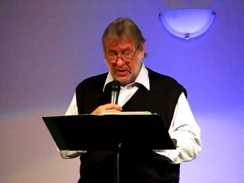 Adrian Plass: Anglican Announcements