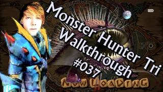 Monster Hunter Tri Walkthrough #037 [Online] Ort des Verbrechens