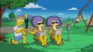 super bowl commercial the simpsons hard times coca cola 2010