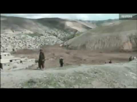 Afghanistan Landslide Kills 350
