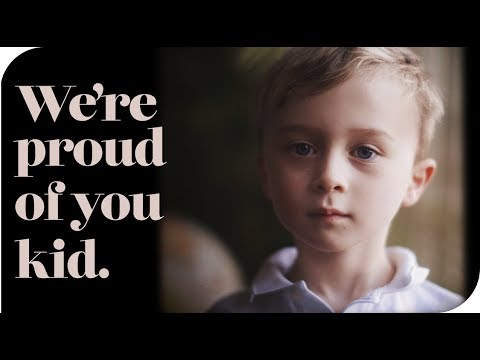 WE'RE PROUD OF YOU KID | THE MICHALAKS
