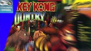 DONKEY KONG (SNES) - DK DO SUPER NINTENDO