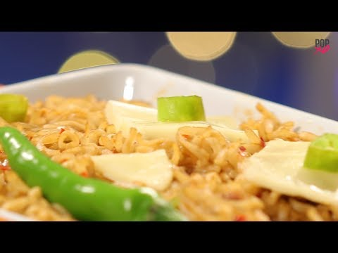 How To Make Chilli Cheese Top Ramen Noodles – POPxo Food