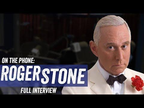Roger Stone - Sam Nunberg, Stormy Daniels, Wikileaks - Jim Norton & Sam Roberts