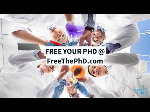 Free the PhD - Love Your Life Outside Academia