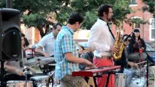 Get Up With It (Miles Davis Tribute) @ Cianfrani Park - 6.15.12